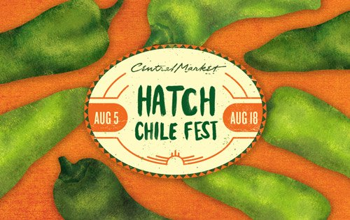 Celebrate two decades of these roasted green gems as Central Market hosts its 20th Hatch Chile Festival! August 5 – ...
