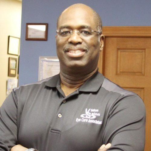 Dr. Ansel Johnson is one of the success stories who emerged from the Head Start program in Robbins.