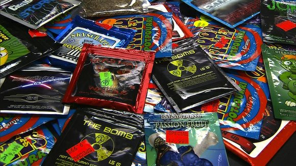 Synthetic marijuana is flooding the streets of major U.S. cities this summer, causing a surge in overdoses and, according to ...