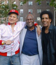 "Joe Hammond, Hon. Keith Wright and Richard ""PeeWee"" Kirkland"