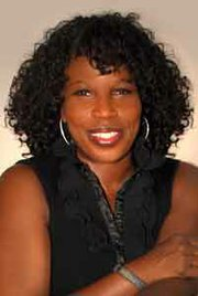 Author Victoria Christopher Murray