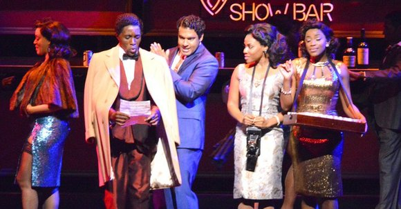 Motown: The Musical is a hit-filled festival of song and dance where performers convincingly take on the personas of recording ...