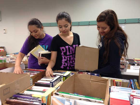 Friends of the Plainfield Public Library District annual used book sale fundraiser will be starting Thursday, August 24 and running ...