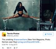Serena Williams Tweet