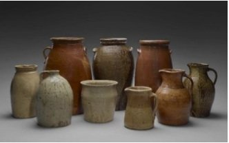 Texas Clay: 19th-Century Stoneware Pottery from the Bayou Bend Collection focuses on early examples of Texas pottery from the collection ...