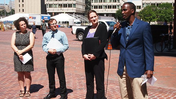 Activists in Boston, Minneapolis and Los Angeles spoke out last week against the Obama administration's Countering Violent Extremism program, calling ...