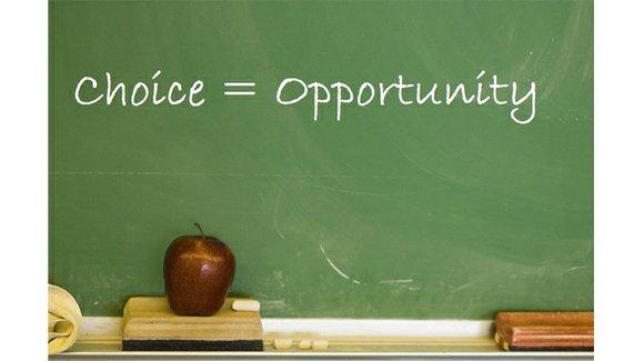 School choice empowers parents.