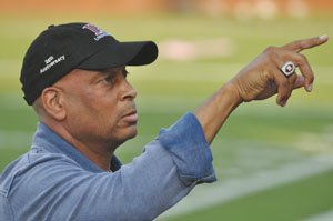 NFL Hall of Famer Ronnie Lott will be welcomed to Beaverton for an athletic leadership clinic for foster youth and ...