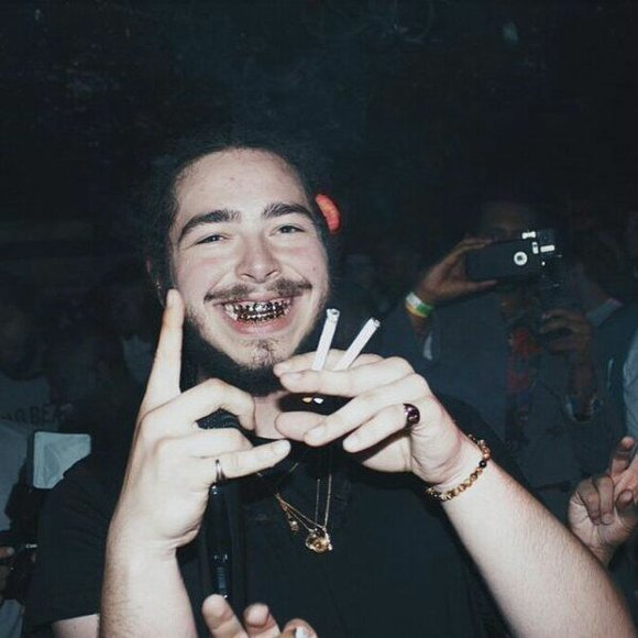 Post Malone Jokes About Calling His Debut Quot Album Of The