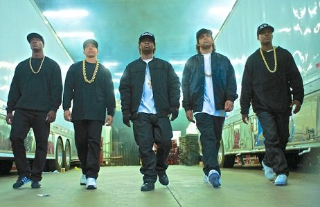 Warning: This isn't some chump change Sundance indie movie about the rap group NWA.