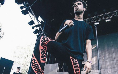 Hailing out of Chicago and the Midwest hip-hop scene comes Vic Mensa, a rapper who has performed with the likes ...