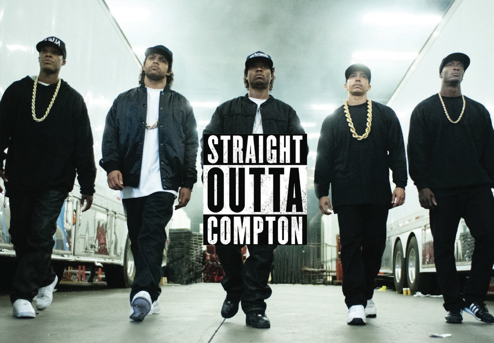Straight outta compton box office hit rakes in 60 2m over weekend debut richmond free press - Box office hits this weekend ...