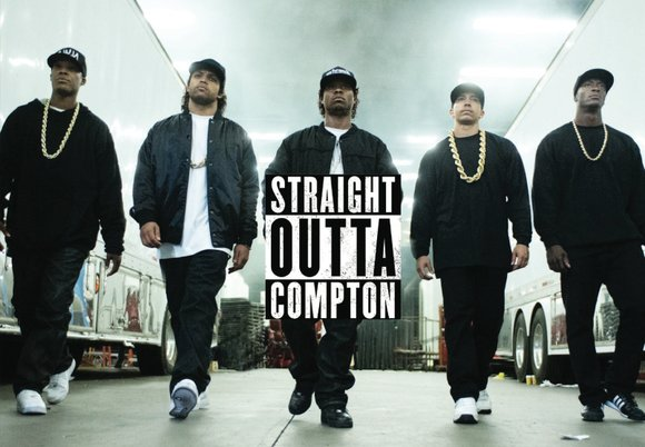 """Straight Outta Compton,"" the N.W.A. biopic produced by Ice Cube and Dr. Dre, blew away industry expectations over the weekend ..."