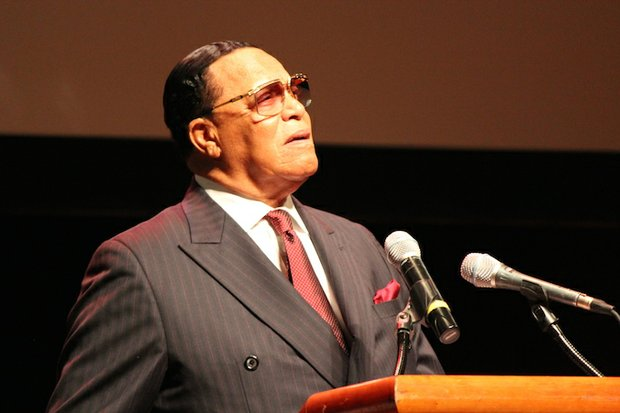 Minister Louis Farrakhan's speech at the Cannon Center Thursday night was part of his ongoing efforts to bring millions to Washington DC in October for the 20th anniversary of the Million Man March.