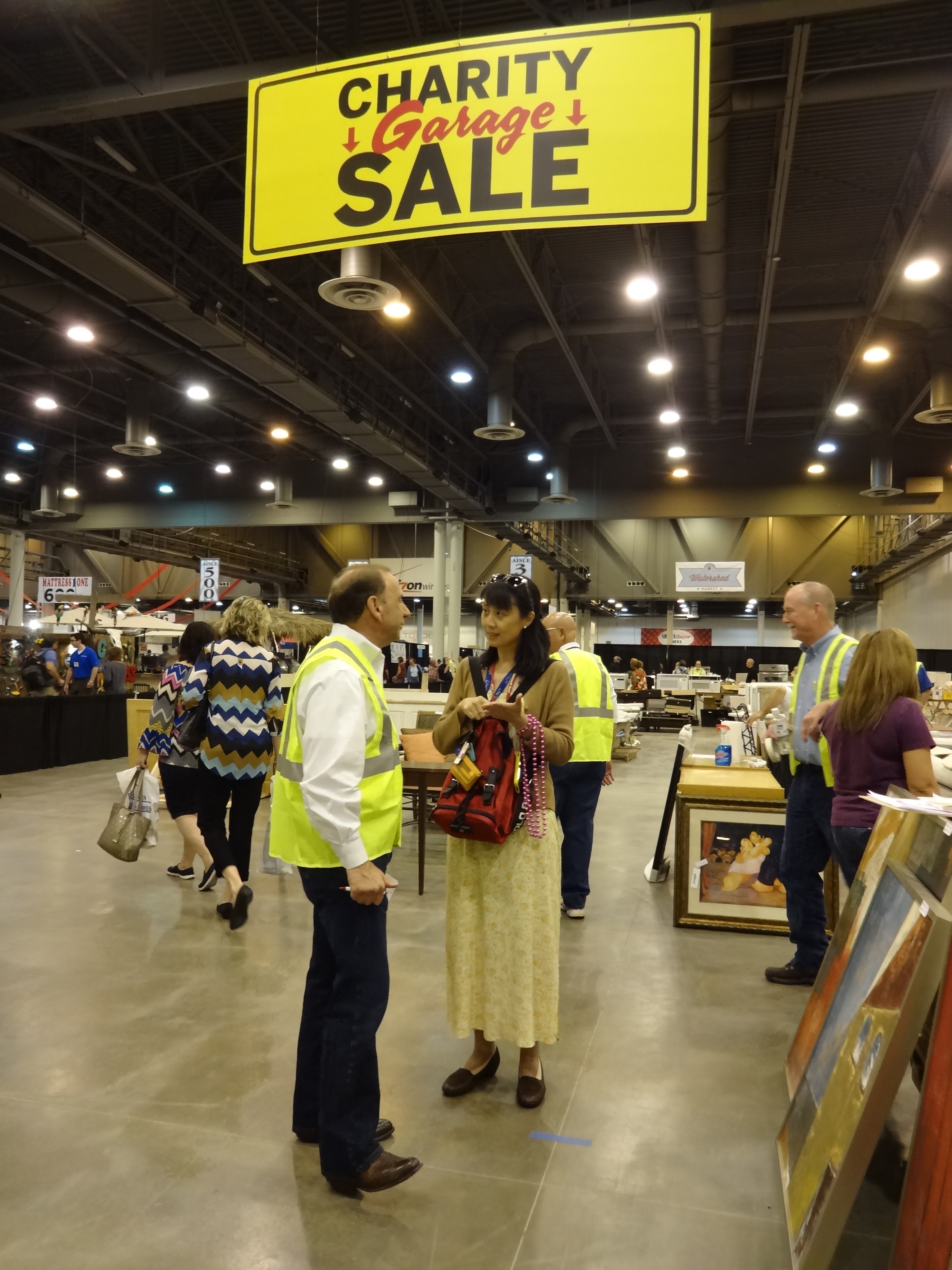 Remodelers Charity Garage Sale, NRG, Sept.19 20 | Houston Style Magazine |  Urban Weekly Newspaper Publication Website