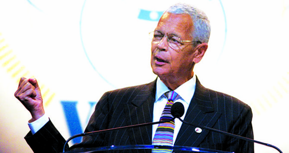 Julian Bond, a founding member and communications director of the Student Nonviolent Coordinating Committee and immediate past board chairman of ...