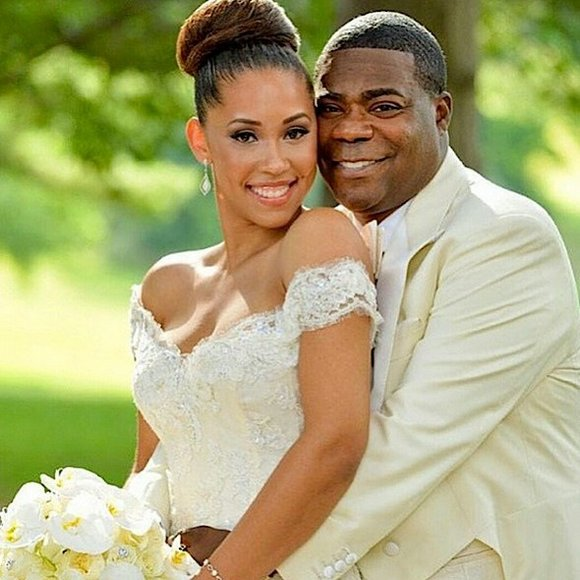 Tracy Morgan has married the woman who has stood beside him since his terrible auto accident. People magazine reports that ...