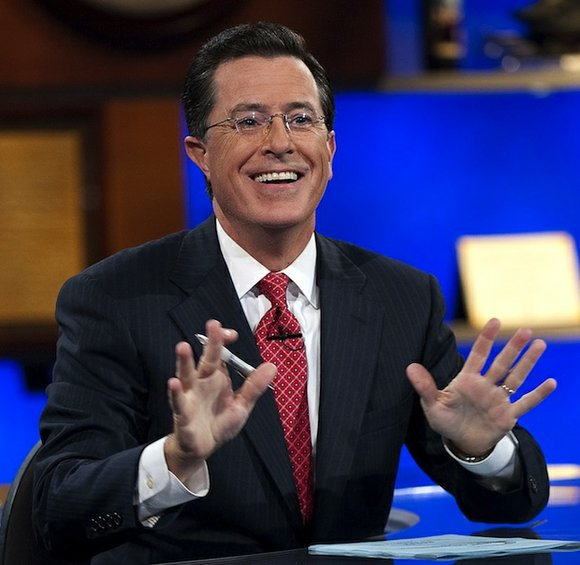 "Stephen Colbert can add another gig to his resume. The host of ""The Late Show with Stephen Colbert,"" will helm ..."