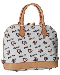 Dooney & Bourke introduces its new Signature Collegiate Collection with new schools, new graphic prints and new styles!