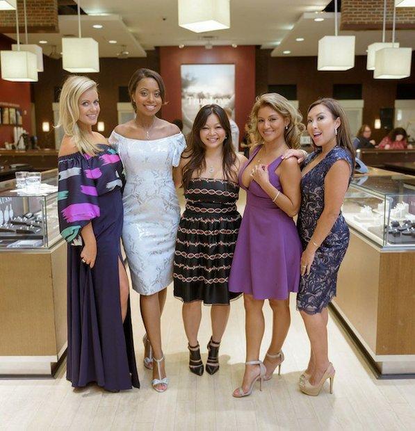 Houston Wedding Showcase: Diamonds And Desserts Event