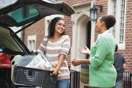 Academics aside, gearing up for college is a big job. Whether you're headed to the dorms or sharing an apartment ...