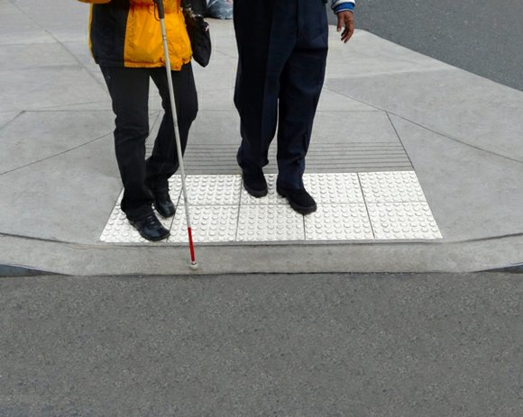 Some blind people, just like sighted people, make judgments about others based on their race, according to a new study.