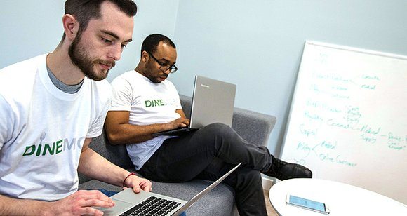 Startup culture: A business atmosphere that focuses on creative problem solving and direct leadership-to-staff open communication without middle management.