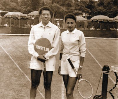 Don't miss the story of Althea Gibson, who emerged as the unlikely queen of the segregated tennis world of the ...