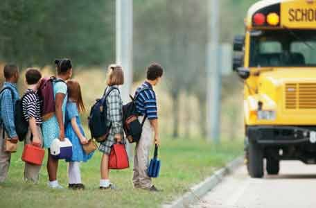 School day mornings can be hectic, as getting kids ready for school and out the door on time is not ...
