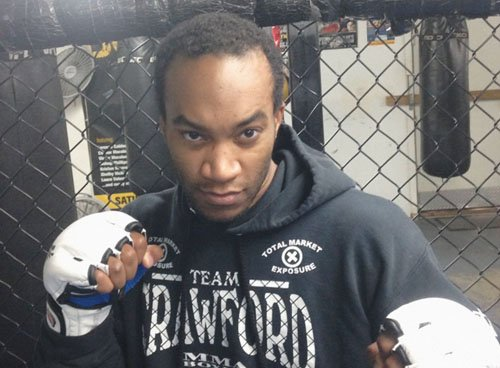 Local undefeated mixed martial artist Isaac Shelton looks to make it 4-0 in an upcoming match with Washington's Ricardo Martinez ...