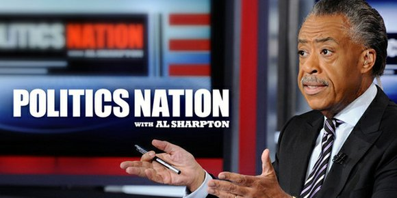Audiences will no longer have to tune in on weekday evenings to check out the Rev. Al Sharpton on MSNBC.