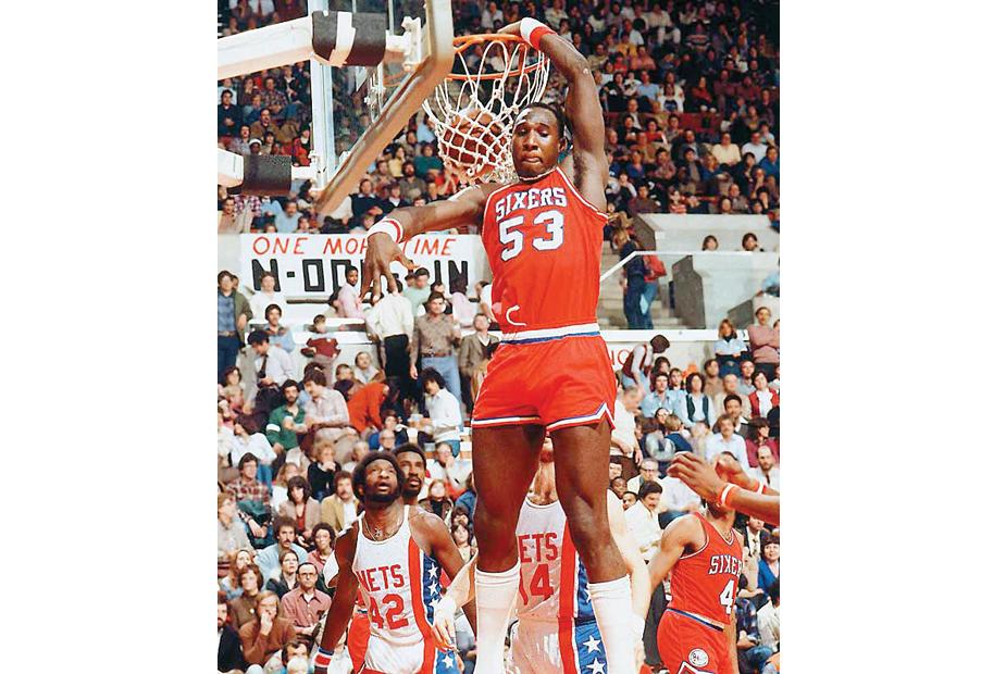342e750fcd2 NBA's 'Chocolate Thunder' Darryl Dawkins dies at 58 | Richmond Free ...