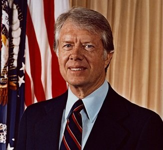 I became an admirer of Jimmy Carter shortly after he took office as the nation's 39th president.
