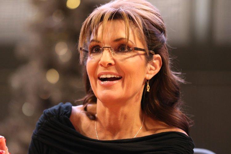 Sarah Palin Hair 2016