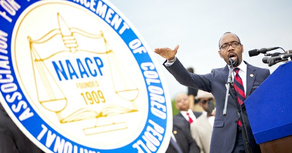On Tuesday, the nation's oldest and largest civil rights organization began a journey that will cover 860 miles and last ...
