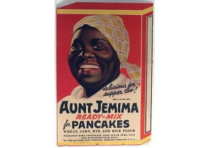 Far from the elaborate crypts at Chicago's prominent Oak Woods Cemetery, the original Aunt Jemima lies in an unmarked grave ...