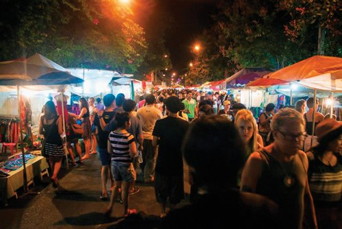 The first-ever Beaverton Night Market, a multicultural evening marketplace of international food and craft vendors, as well as cultural performances, ...