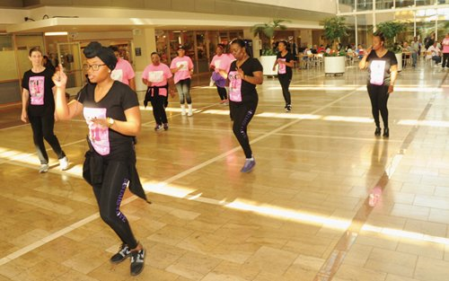 A group of local African-American women are starting a tradition at the upcoming Susan G. Komen Race for the Cure ...