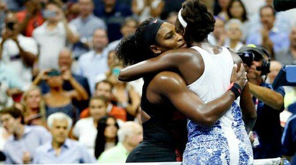 "Venus to Serena: ""So happy for you"""