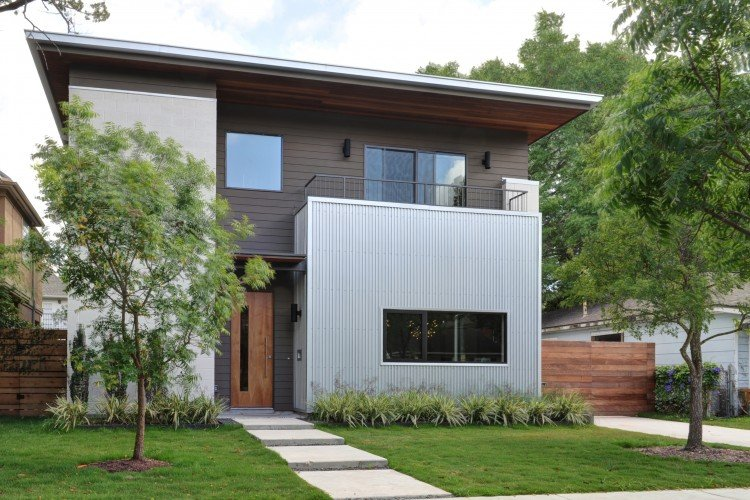 Modern home tours returns to houston september 26th for Modern houses in houston