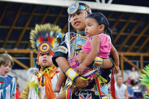 Portland's Native American Youth and Family Center is excited to welcome the community to its sixth annual powwow on Saturday.