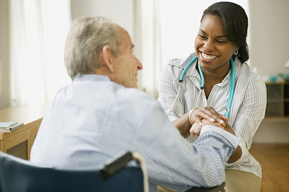 A new study by a national research and consulting organization showed that more than half of home health care workers ...