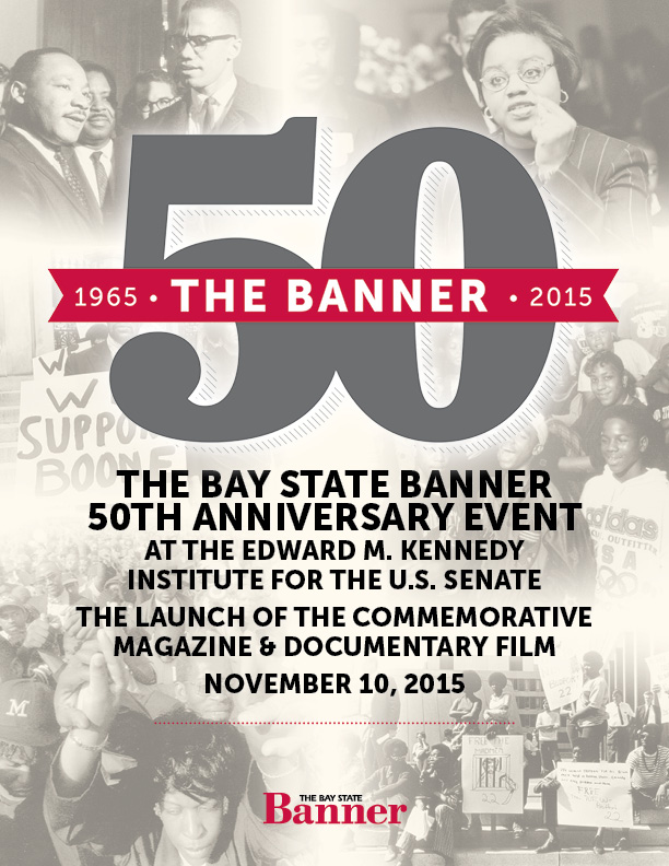Bay State Banner : The bay state banner s th anniversary event