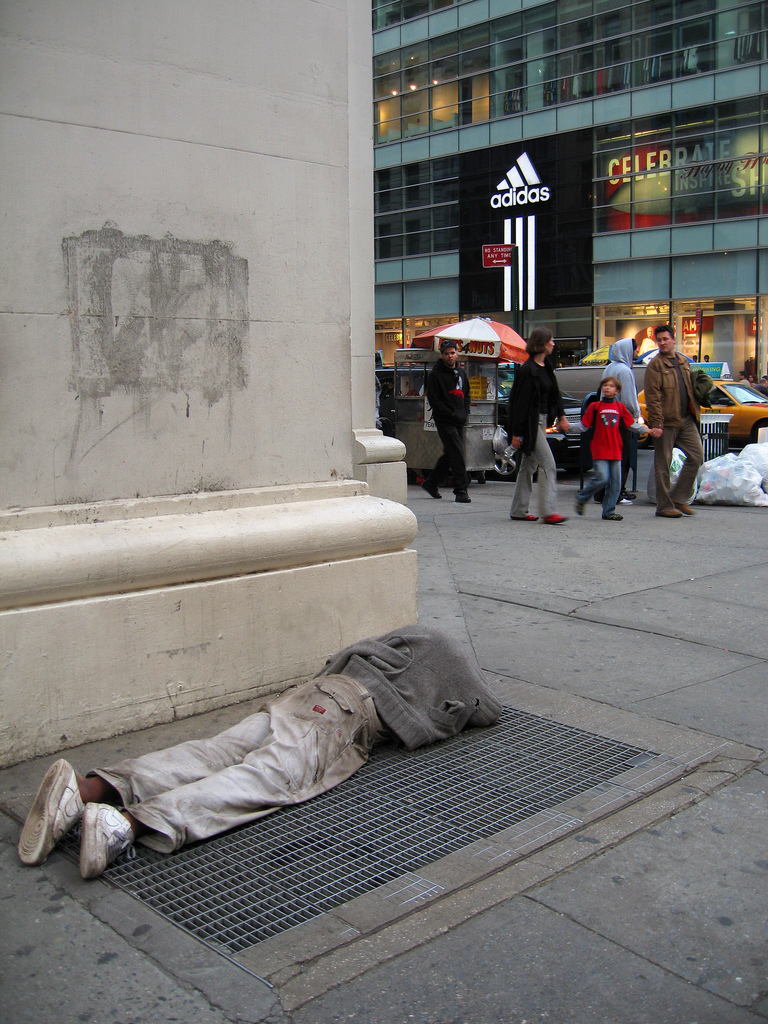 Homelessness In Our Major Cities New York Amsterdam News