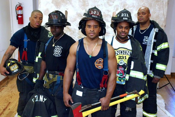 """It was no surprise when the 12 Black firefighters who died that day didn't seem to get the same recognition ..."