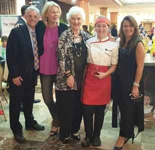 Martha Walton of Gibson Island was named the first recipient of the Clark Raines Rising Star Award at the Mason-Dixon ...