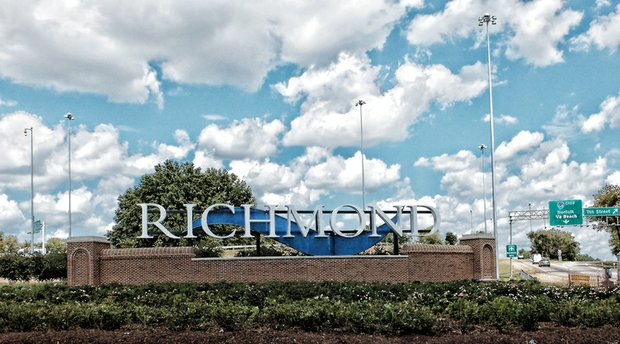 Motorists on northbound Interstate 95 will notice the new Richmond sign near Downtown and eastbound Interstate 64. The upgrades and changes around the city and metro area, including school closures, are in anticipation of the UCI Road World Championships bike races.