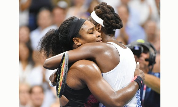 Serena Williams is now two wins away from completing an historic calendar year Grand Slam. She kept her bid alive ...