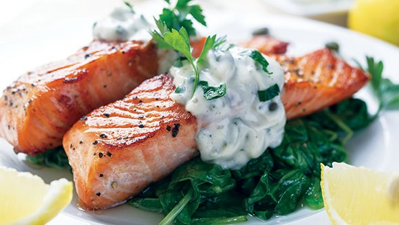 Research is showing that healthy eating, such as the Mediterranean Diet, are good for the body as well as the ...