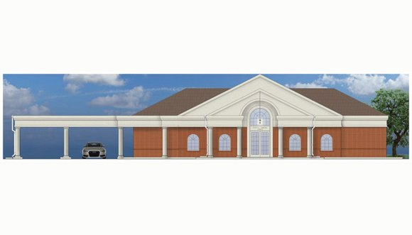 Scott's Funeral Home is developing a new chapel. The $1.5 million chapel is going up in the 100 block of ...